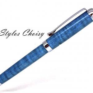 Bille tentation sycomore onde ecostabilise bleu et chrome 2