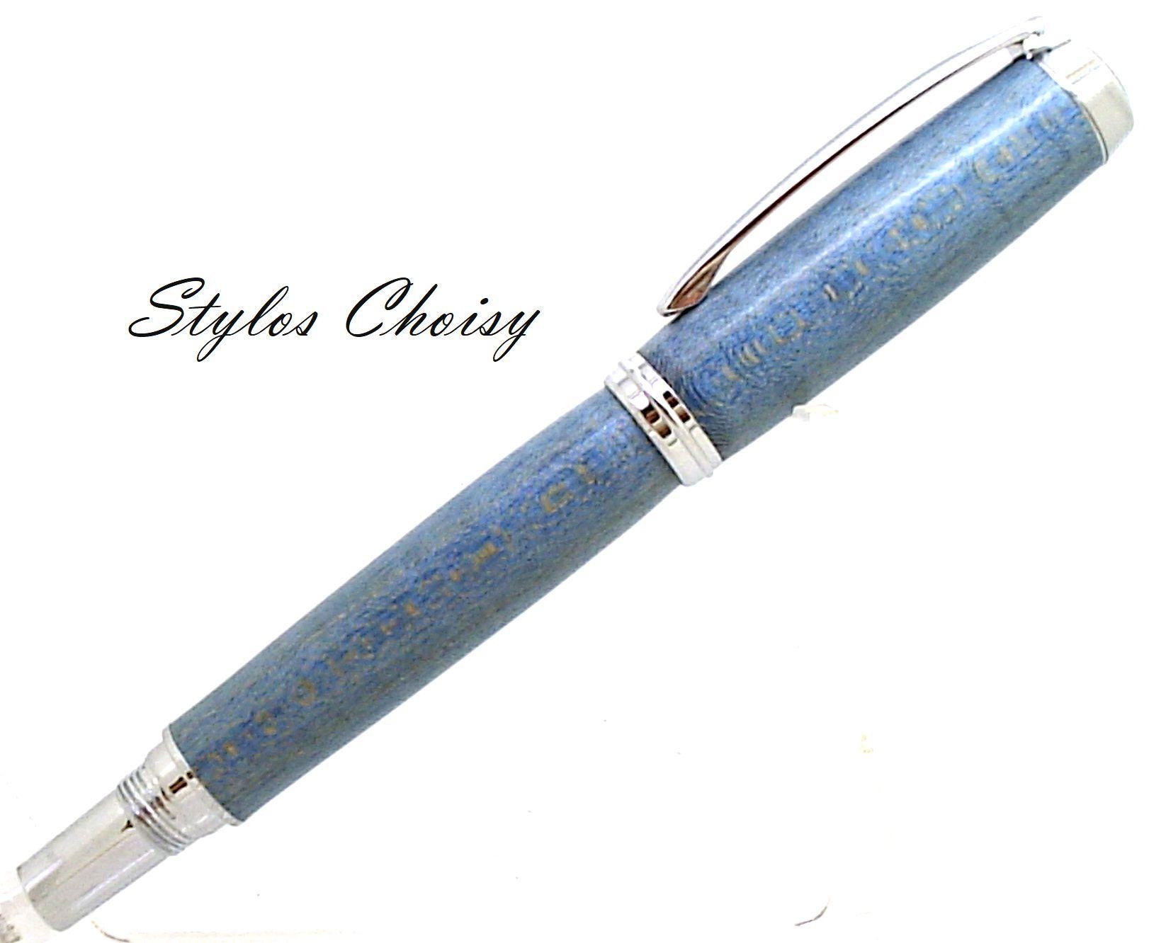 Decouverte erable sycomore stab bleu 2