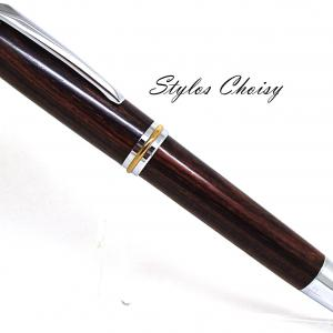 Plume decouverte senior cocobolo 1