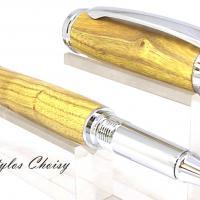 Roller decouverte cotinus et chrome 7