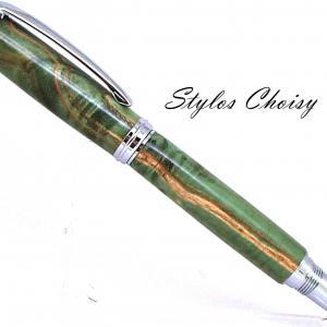 Roller decouverte loupe de freneecostabilise verte et chrome 1