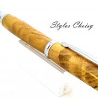 Roller decouverte loupe de murier et chrome 4