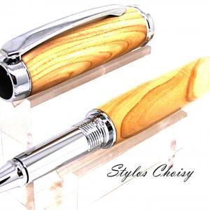 Roller decouverte ronce de lilas et chrome 3