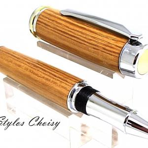 Roller decouverte senior robinier faux acacia chrome et or 24k 3