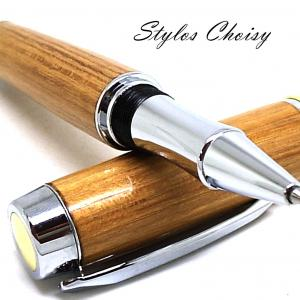 Roller decouverte senior robinier faux acacia chrome et or 24k 4