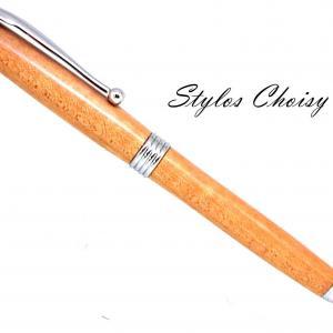 Sagesse erable onde ecostab orange et chrome 1