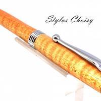 Sagesse erable onde ecostab orange et chrome 3