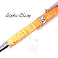 Sagesse erable onde ecostab orange et chrome 5
