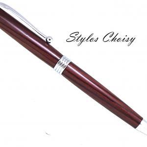 Sagesse palissandre bois de violette et chrome 1