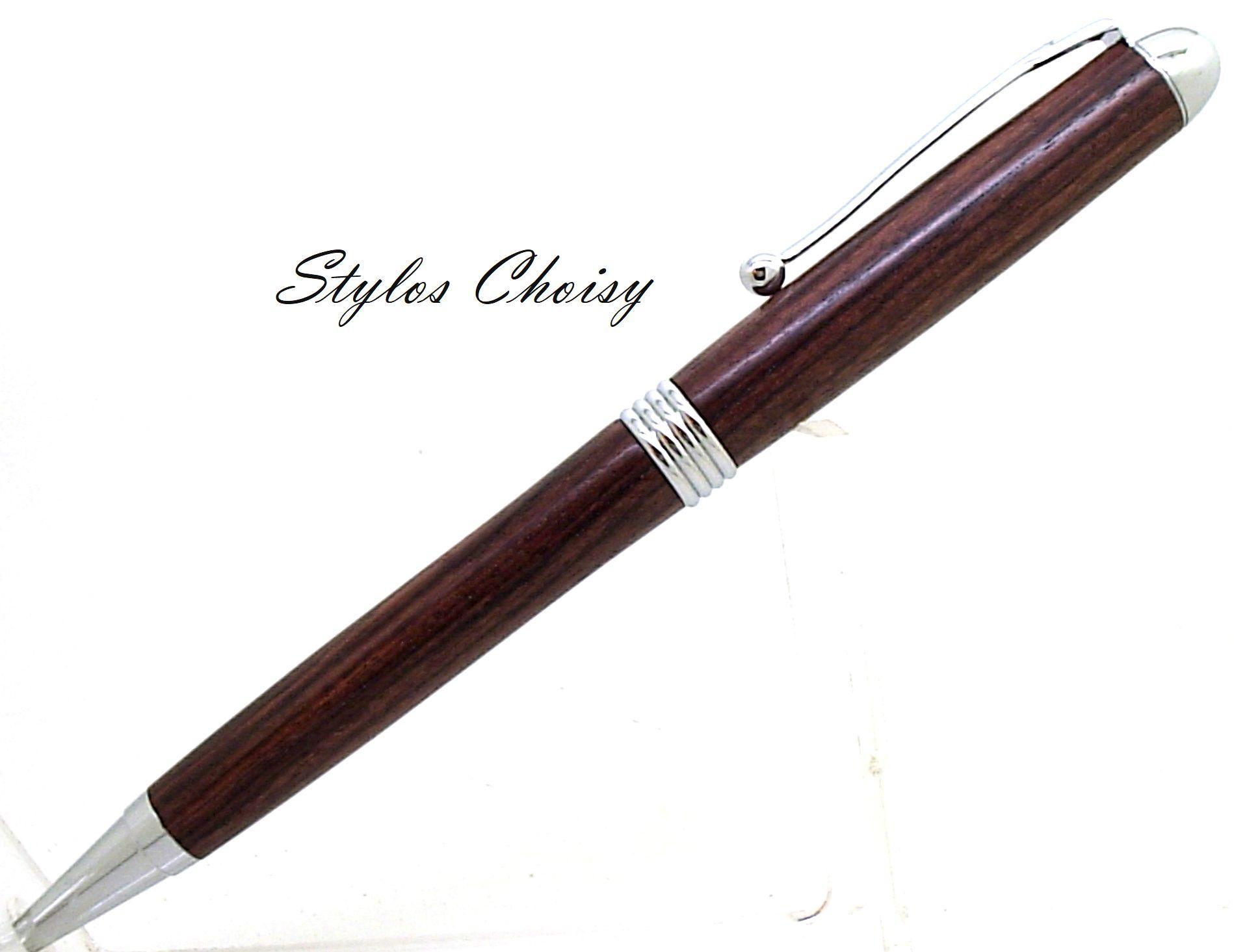 Sagesse palissandre bois de violette et chrome 6