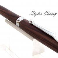 Sagesse palissandre bois de violette et chrome 8