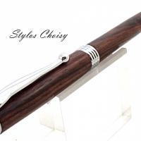 Sagesse palissandre bois de violette et chrome 9