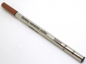 Cartouche Roller Schmidt 5888, pointe fine, encre noire